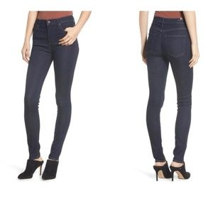 Citizens of Humanity High Rise Skinny Jeans